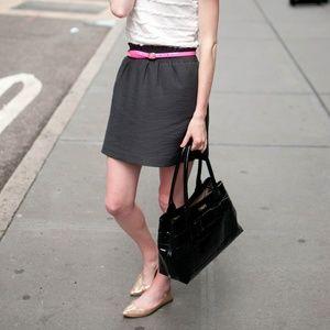 COPY - 5/$15 Jcrew Crinkle city mini Skirt in Cha…